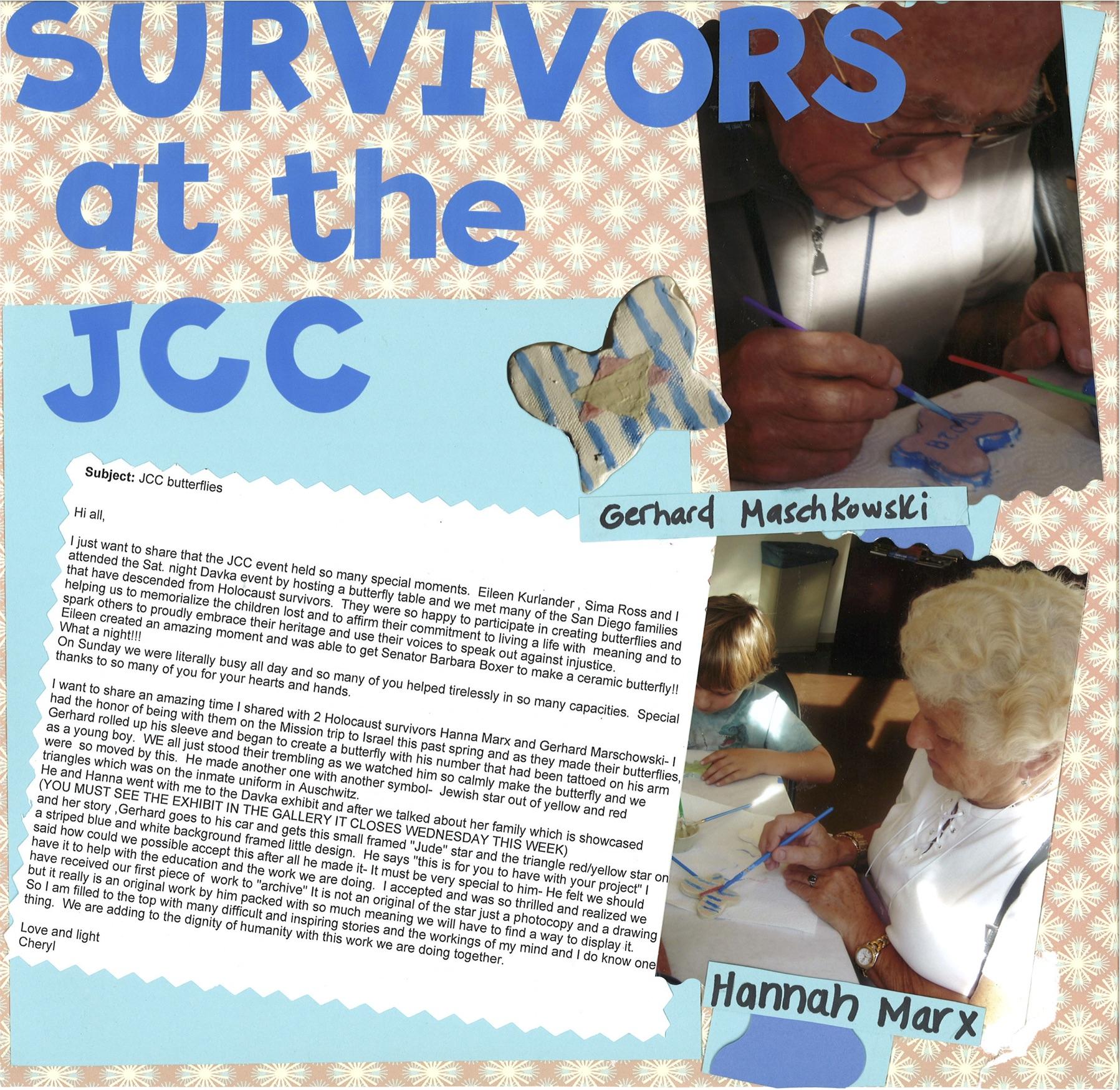 JCC La Jolla Survivors