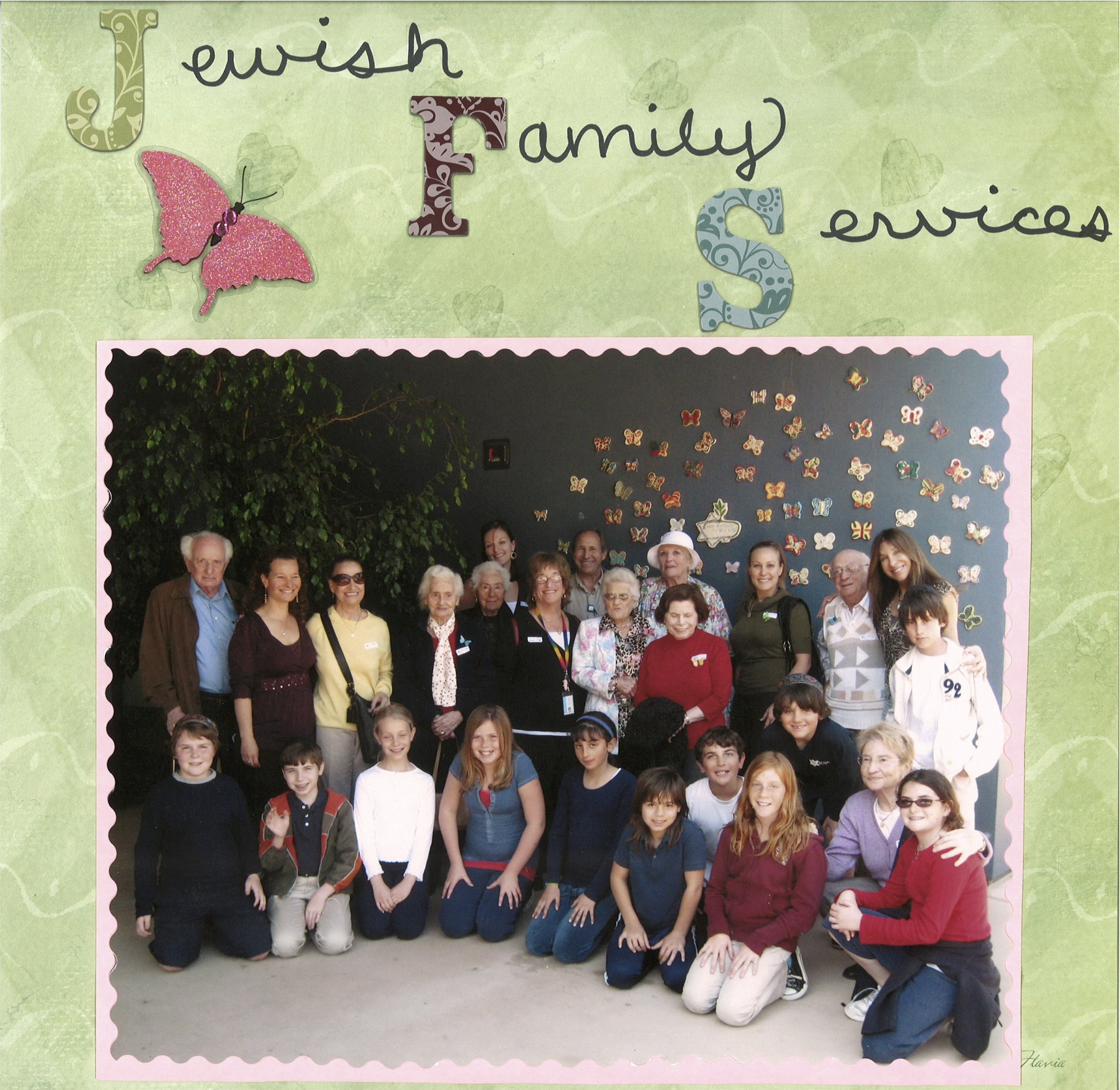 Jewish Family Services San Diego