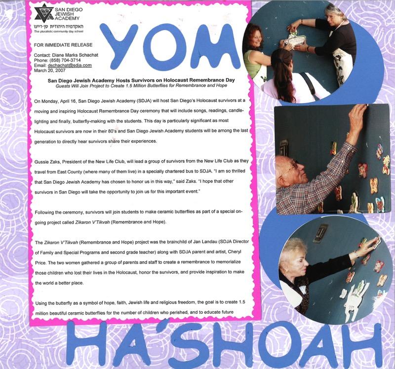 Yom Ha'Shoah