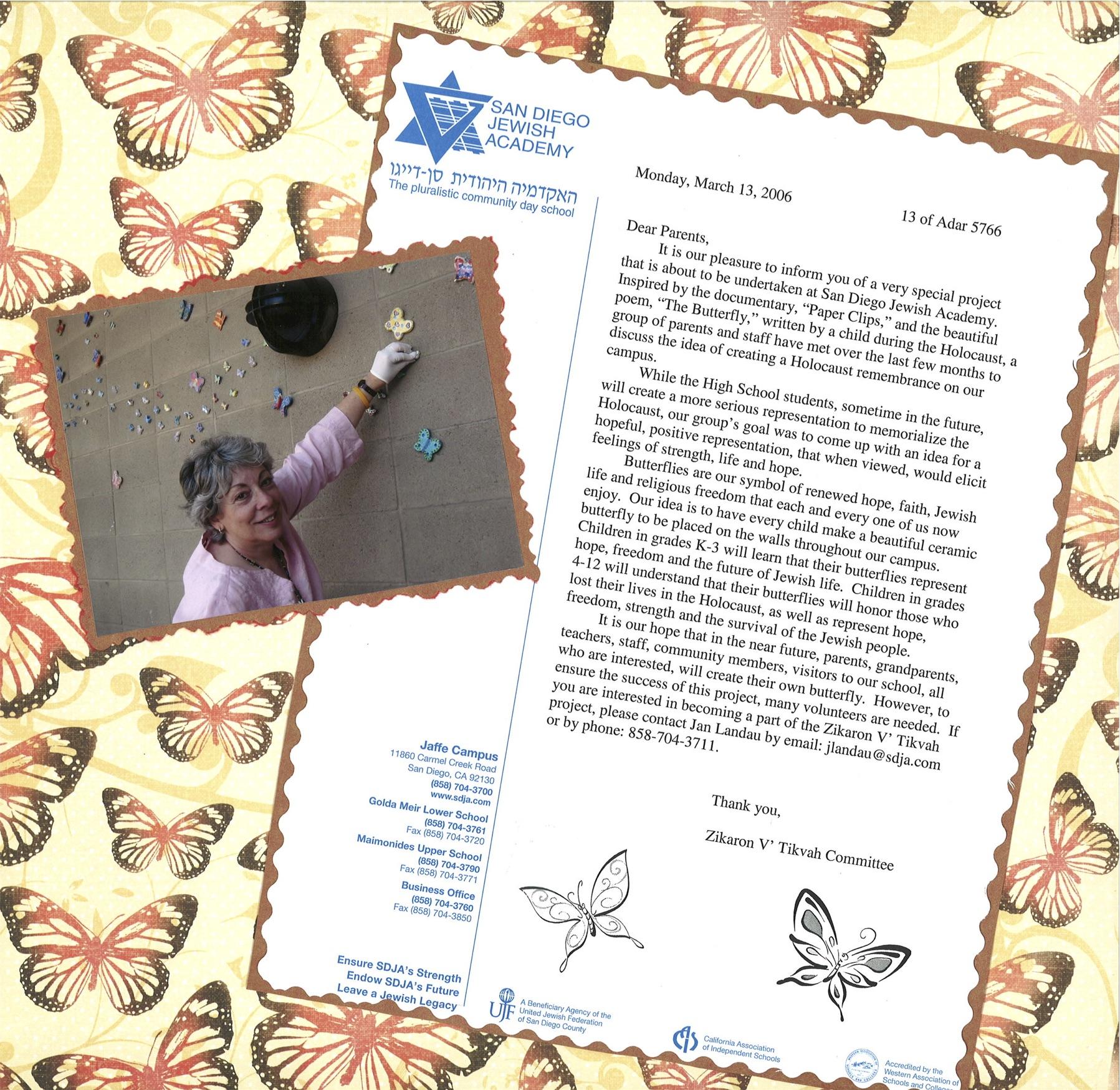 Launch Letter