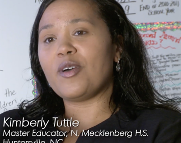 Kimberly Tuttle, Educator