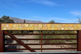 Butterfly Installation in Tucson, AZ